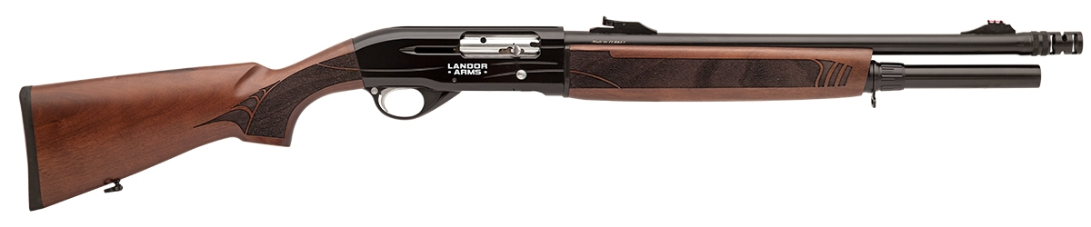 LND-310 SEMI AUTOMATIC WALNUT