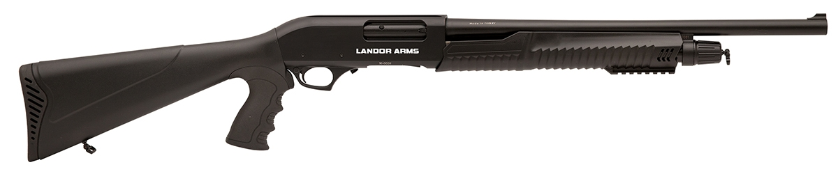 LND-405-12 PUMP ACTION